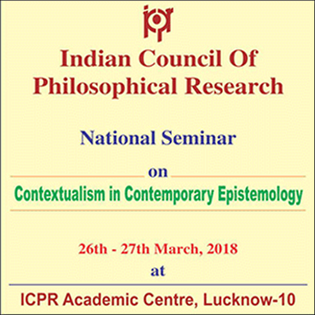 epistemological contextualism Contemporary skepticism philosophical views are typically classed as skeptical when they involve advancing some degree of doubt regarding claims that.
